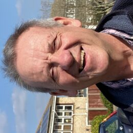 Hugh Patterson